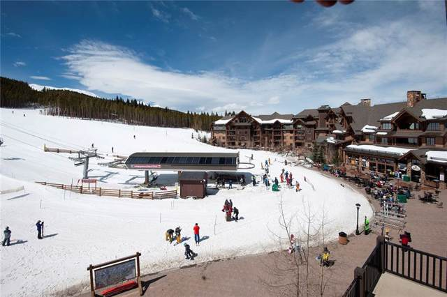 1891 Ski Hill Road #7403, Breckenridge, CO 80424 (MLS #S1012871) :: Mountain Habitat, LLC