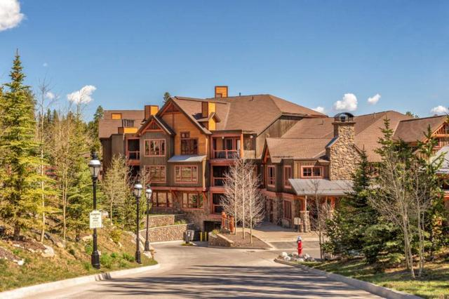 42 Snowflake Drive #401, Breckenridge, CO 80424 (MLS #S1012876) :: Resort Real Estate Experts