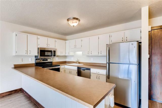 1003 Straight Creek Drive #303, Dillon, CO 80435 (MLS #S1012887) :: Colorado Real Estate Summit County, LLC