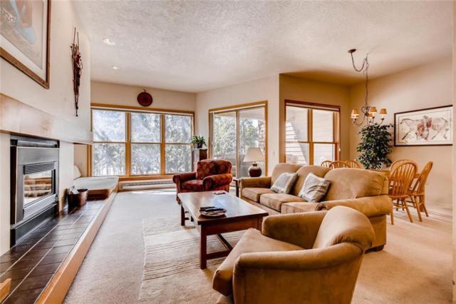 240 Tennis Club Road #1668, Keystone, CO 80435 (MLS #S1012905) :: Colorado Real Estate Summit County, LLC