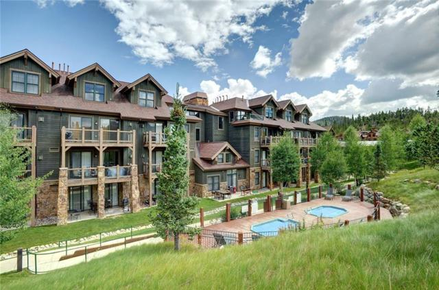 34 Highfield Trail #311, Breckenridge, CO 80424 (MLS #S1013031) :: Resort Real Estate Experts