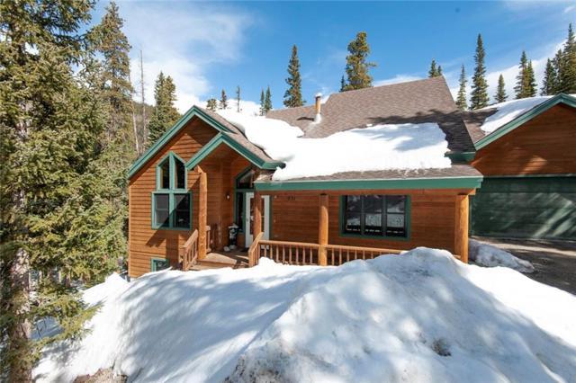 251 Sally Circle, Breckenridge, CO 80424 (MLS #S1013055) :: Resort Real Estate Experts