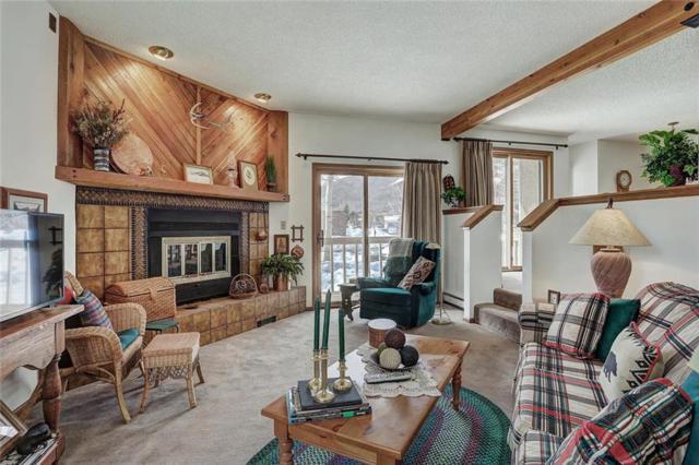 601 Galena Street B, Frisco, CO 80443 (MLS #S1013080) :: Colorado Real Estate Summit County, LLC