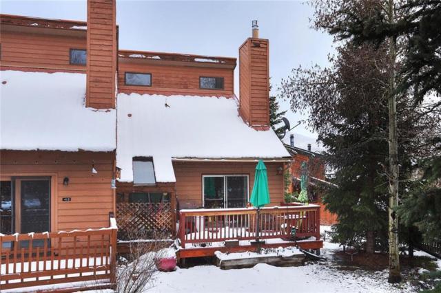 410 Bighorn Circle #410, Silverthorne, CO 80498 (MLS #S1013082) :: Colorado Real Estate Summit County, LLC