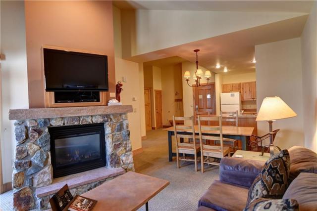 135 Dercum Drive #8623, Keystone, CO 80435 (MLS #S1013094) :: Colorado Real Estate Summit County, LLC