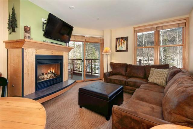 140 Ida Belle Drive #8180, Keystone, CO 80435 (MLS #S1013095) :: Colorado Real Estate Summit County, LLC