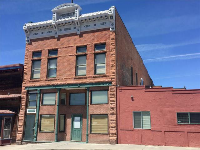 118 West 2nd St B, Leadville, CO 80461 (MLS #S1013133) :: Colorado Real Estate Summit County, LLC