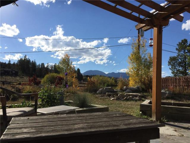 955 Summit Drive, Dillon, CO 80435 (MLS #S1013136) :: Colorado Real Estate Summit County, LLC