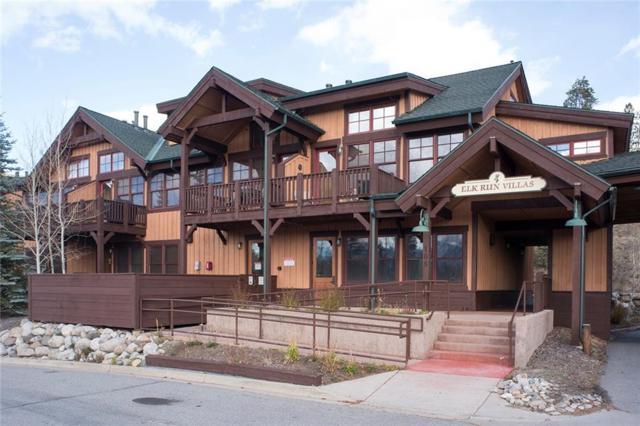105 River Course Drive #9577, Keystone, CO 80435 (MLS #S1013138) :: Colorado Real Estate Summit County, LLC