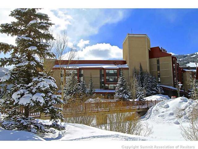 189 Ten Mile Circle #451, Copper Mountain, CO 80443 (MLS #S1013139) :: Colorado Real Estate Summit County, LLC