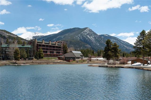 175 Argentine Court #1511, Keystone, CO 80435 (MLS #S1013140) :: Colorado Real Estate Summit County, LLC