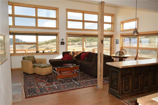 2831 High Creek Road, Fairplay, CO 80440 (MLS #S1013155) :: Resort Real Estate Experts