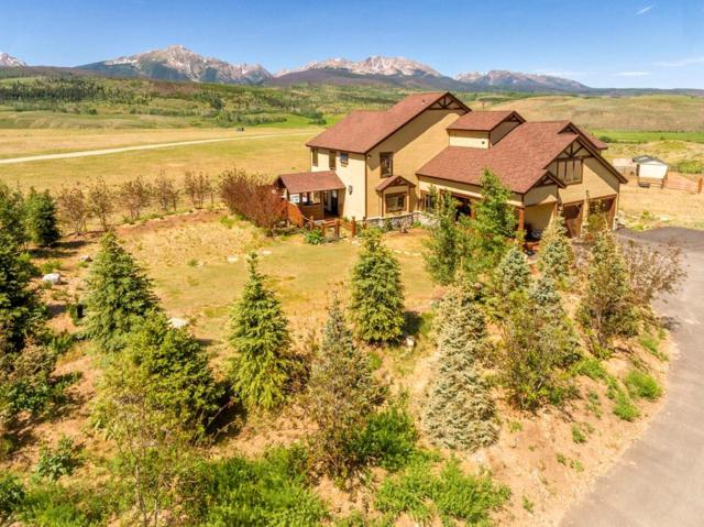 888 Lindstrom Road, Silverthorne, CO 80498 (MLS #S1013157) :: Colorado Real Estate Summit County, LLC