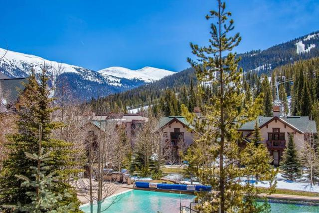 172 Beeler Place #210, Copper Mountain, CO 80443 (MLS #S1013176) :: Colorado Real Estate Summit County, LLC