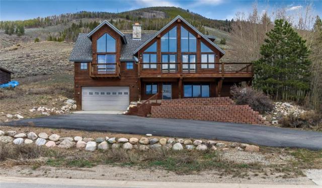 603 Oro Grande Street, Dillon, CO 80435 (MLS #S1013193) :: Colorado Real Estate Summit County, LLC