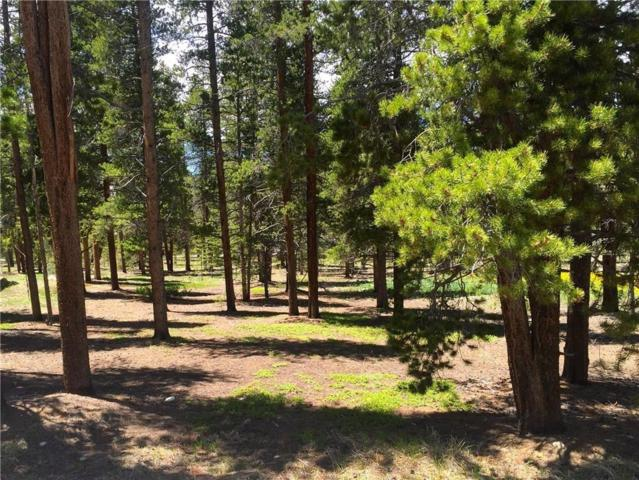 1660 Four Seasons Blvd, Leadville, CO 80461 (MLS #S1013216) :: Resort Real Estate Experts