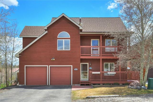 455 Marmot Circle, Silverthorne, CO 80498 (MLS #S1013242) :: Colorado Real Estate Summit County, LLC