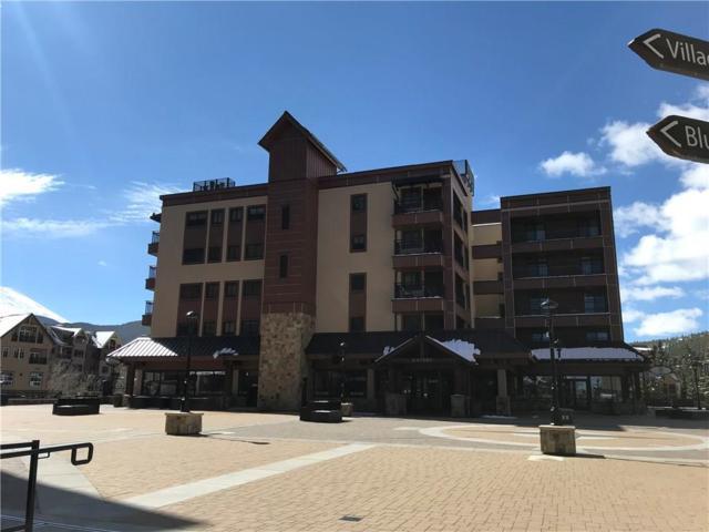 655 S Park Avenue S #206, Breckenridge, CO 80424 (MLS #S1013257) :: Resort Real Estate Experts