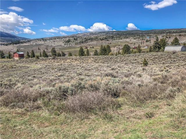 394 County Road 19, Kremmling, CO 80459 (MLS #S1013258) :: Colorado Real Estate Summit County, LLC