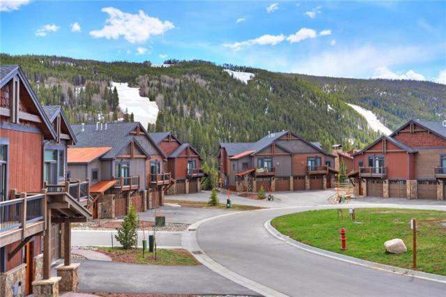 54 Erickson Loop 13C, Keystone, CO 80435 (MLS #S1013274) :: Colorado Real Estate Summit County, LLC