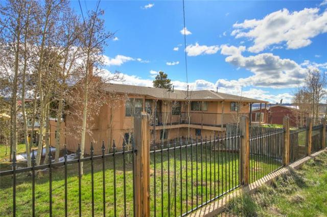 780 Bogue Street, Fairplay, CO 80440 (MLS #S1013279) :: Colorado Real Estate Summit County, LLC