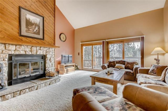 10500 Ryan Gulch Road J - 103, Silverthorne, CO 80498 (MLS #S1013282) :: Colorado Real Estate Summit County, LLC