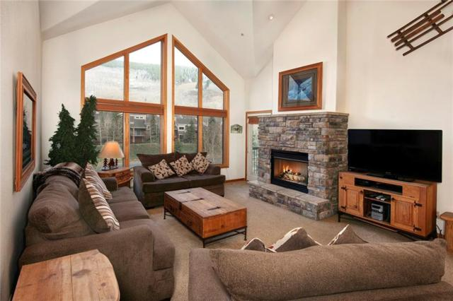 23110 Us Hwy 6 #5096, Keystone, CO 80435 (MLS #S1013302) :: Colorado Real Estate Summit County, LLC