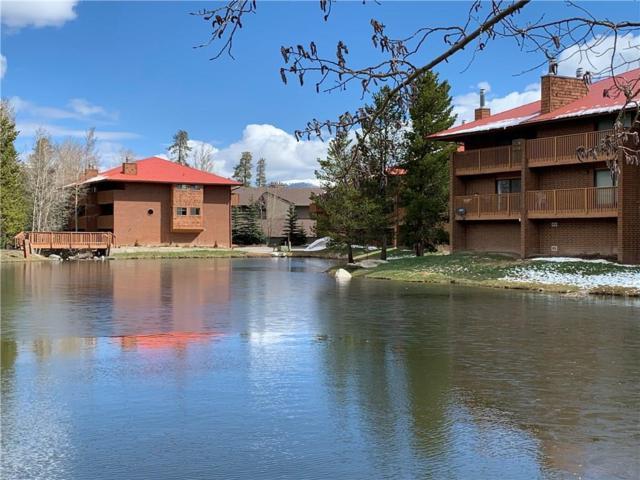 742-D Lagoon Drive 742-D, Frisco, CO 80443 (MLS #S1013319) :: Resort Real Estate Experts
