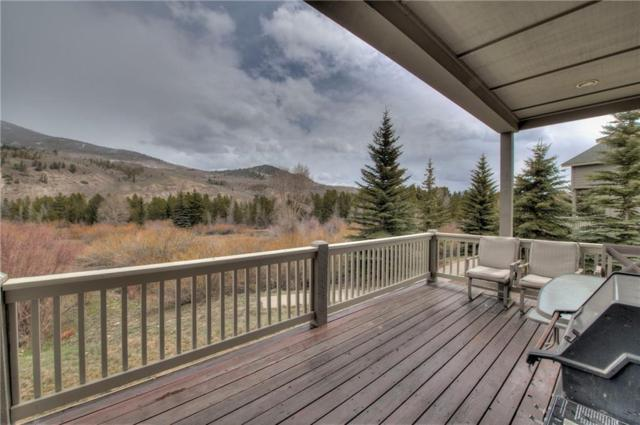 133 Creek Ln #133, Silverthorne, CO 80498 (MLS #S1013327) :: Colorado Real Estate Summit County, LLC