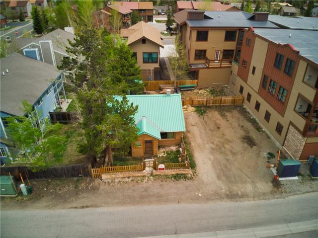413 Granite Street, Frisco, CO 80443 (MLS #S1013329) :: Colorado Real Estate Summit County, LLC