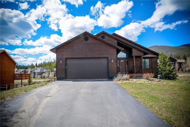 56 Landon Lane, Dillon, CO 80435 (MLS #S1013330) :: Colorado Real Estate Summit County, LLC