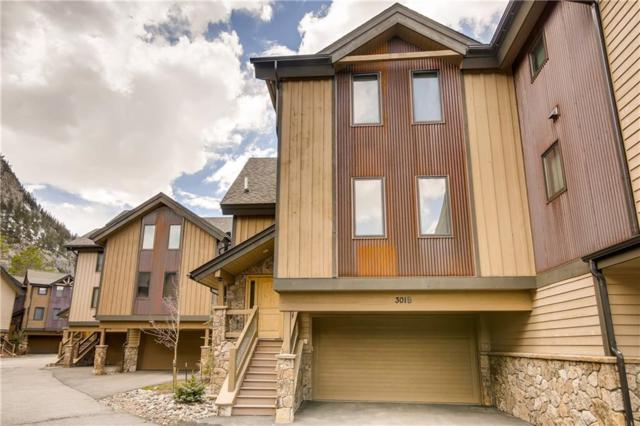 301B S 2nd Avenue 301B, Frisco, CO 80443 (MLS #S1013338) :: Colorado Real Estate Summit County, LLC