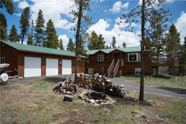 1954 Bluestem Way, Fairplay, CO 80440 (MLS #S1013398) :: Colorado Real Estate Summit County, LLC
