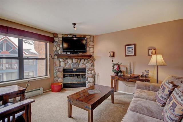 100 S Park Avenue S W 305, Breckenridge, CO 80424 (MLS #S1013400) :: Colorado Real Estate Summit County, LLC