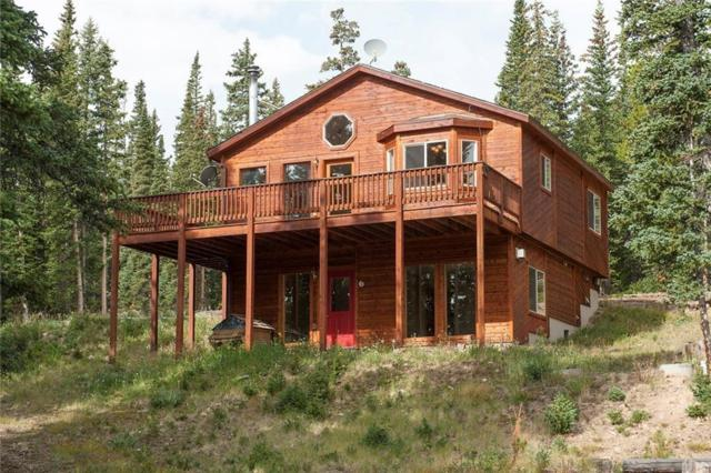 332 Grizzly Drive, Fairplay, CO 80440 (MLS #S1013405) :: Colorado Real Estate Summit County, LLC