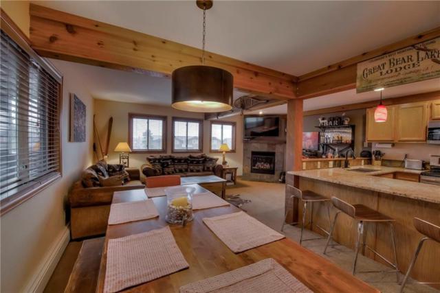 108 Salt Lick Circle #108, Silverthorne, CO 80498 (MLS #S1013415) :: Colorado Real Estate Summit County, LLC