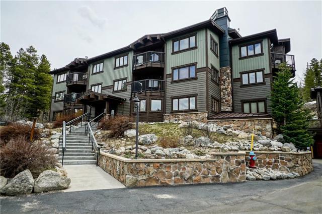 290 Broken Lance Drive A101, Breckenridge, CO 80424 (MLS #S1013424) :: Colorado Real Estate Summit County, LLC
