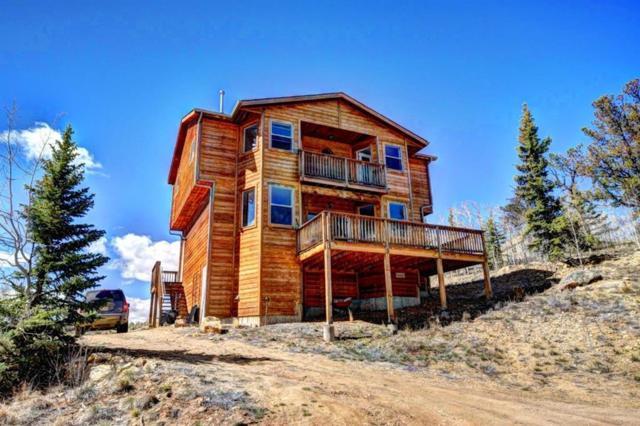 115 War Court, Como, CO 80432 (MLS #S1013431) :: Colorado Real Estate Summit County, LLC
