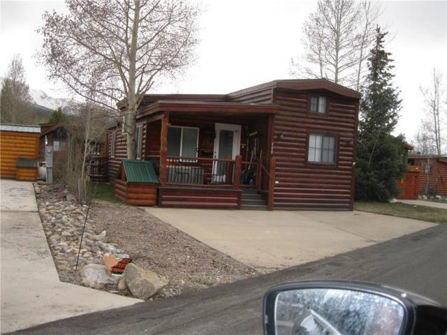 85 Revett Dr Drive, Breckenridge, CO 80424 (MLS #S1013436) :: Colorado Real Estate Summit County, LLC