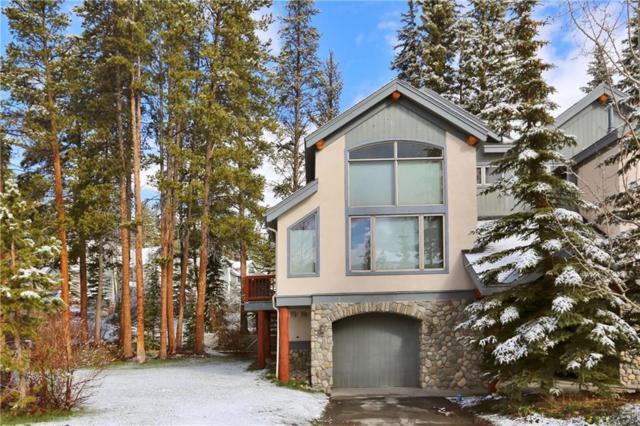 120 Tall Pines Drive, Breckenridge, CO 80424 (MLS #S1013445) :: Colorado Real Estate Summit County, LLC