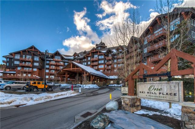 1521 Ski Hill Road #8403, Breckenridge, CO 80424 (MLS #S1013460) :: Resort Real Estate Experts