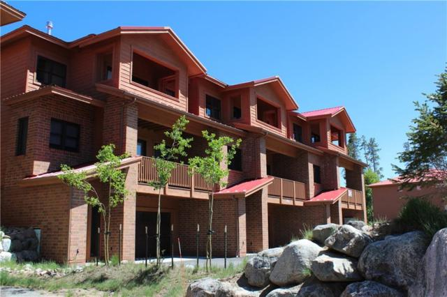 739 Lagoon Drive A, Frisco, CO 80443 (MLS #S1013470) :: Resort Real Estate Experts