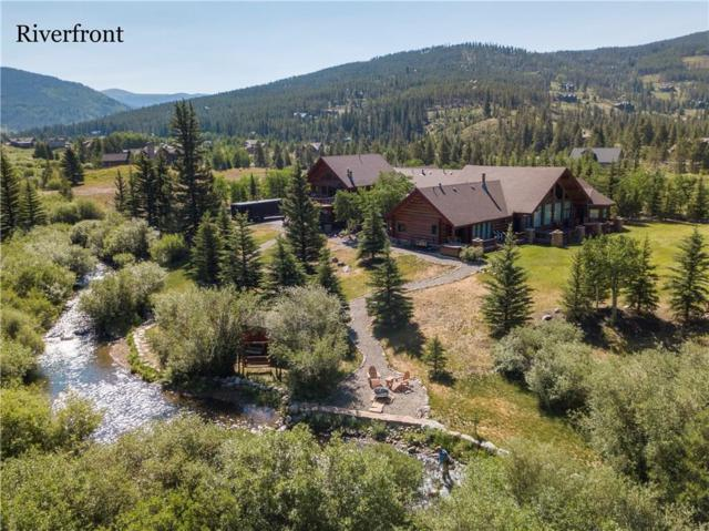 341 Davenport Loop, Breckenridge, CO 80424 (MLS #S1013489) :: Colorado Real Estate Summit County, LLC