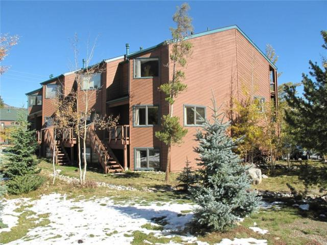 163 A Wichita Avenue, Frisco, CO 80443 (MLS #S1013495) :: Colorado Real Estate Summit County, LLC