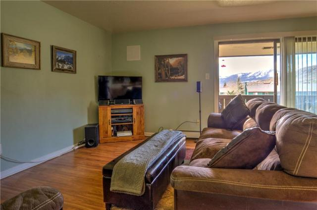753 Straight Creek Drive #304, Dillon, CO 80435 (MLS #S1013512) :: Colorado Real Estate Summit County, LLC