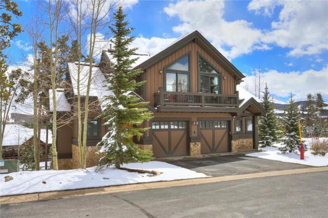 90 Bluff Court #90, Breckenridge, CO 80424 (MLS #S1013513) :: Resort Real Estate Experts