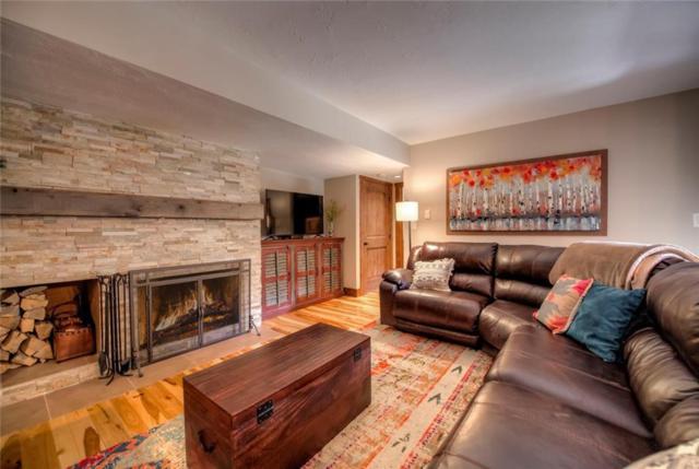423 Wild Irishman Road #1005, Keystone, CO 80435 (MLS #S1013525) :: Colorado Real Estate Summit County, LLC