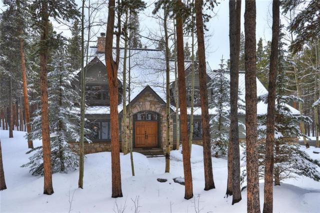 31 Tarnwood Drive, Breckenridge, CO 80424 (MLS #S1013526) :: Resort Real Estate Experts