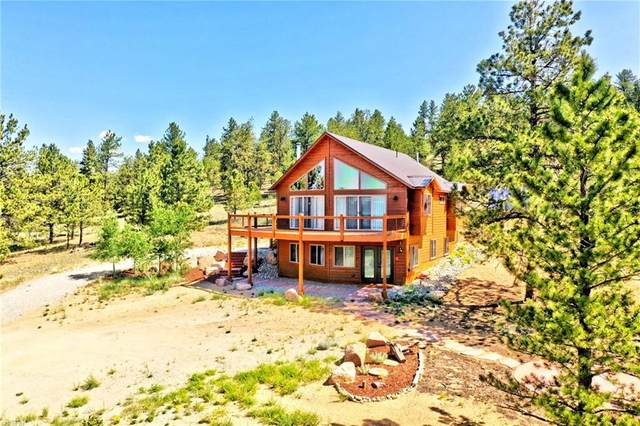 449 Willow Court, Jefferson, CO 80456 (MLS #S1013527) :: Dwell Summit Real Estate