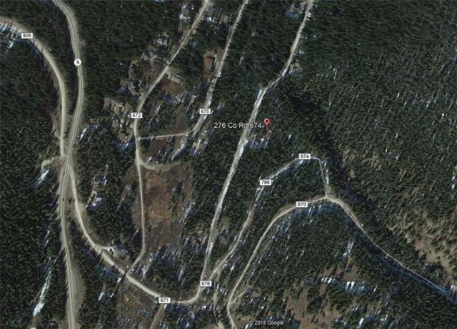 276 Cty Rd 674, Breckenridge, CO 80424 (MLS #S1013574) :: Resort Real Estate Experts